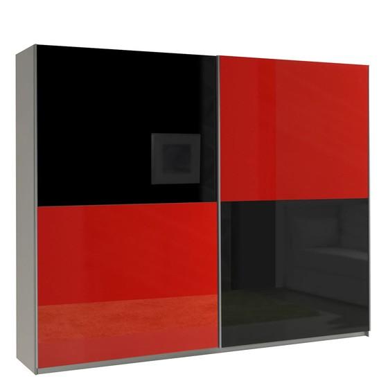 Šatní skříň s posuvnými dveřmi Toni 16