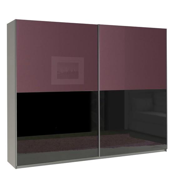 Šatní skříň s posuvnými dveřmi Toni 11