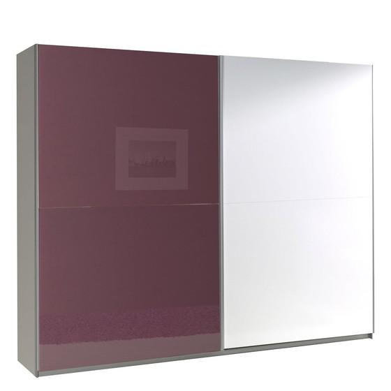 Šatní skříň s posuvnými dveřmi Toni 9