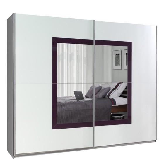 Šatní skříň s posuvnými dveřmi Toni 32