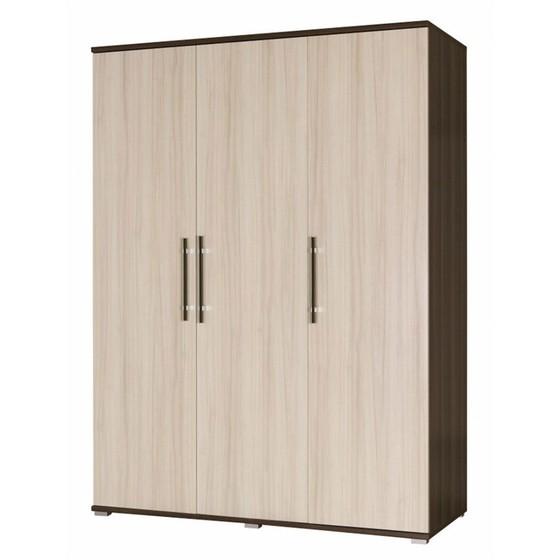 Třídveřová šatní skříň Inna IN01