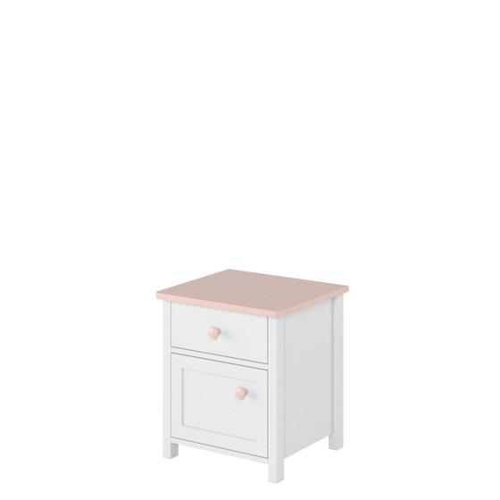 Noční stolek 1D1S Luna LN07
