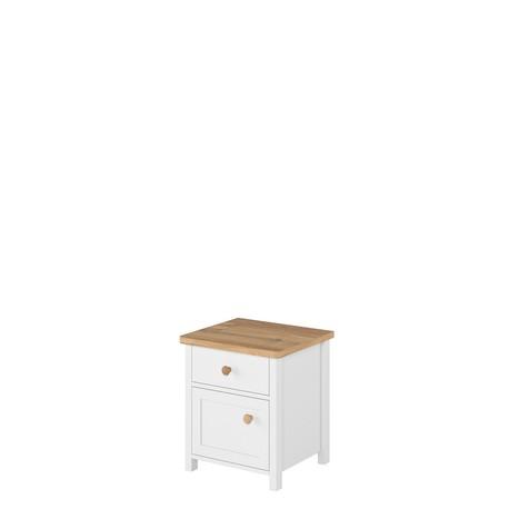 Noční stolek 1D1S Story SR07