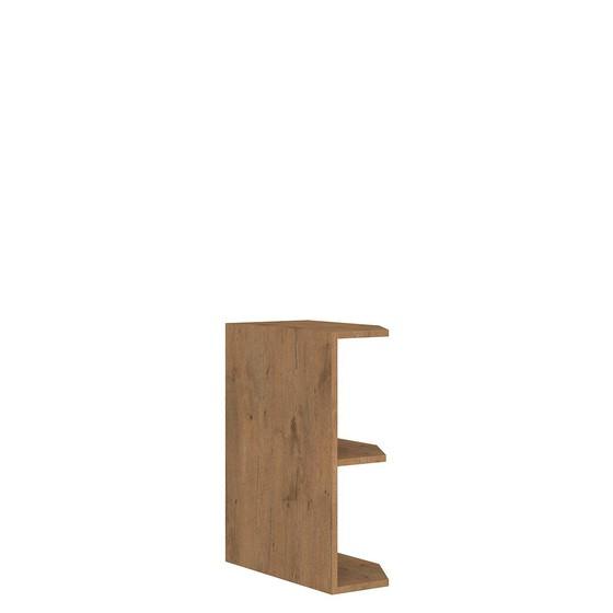 Spodní kuchyňská skříňka s policemi Woodline 30 D ZAK BB