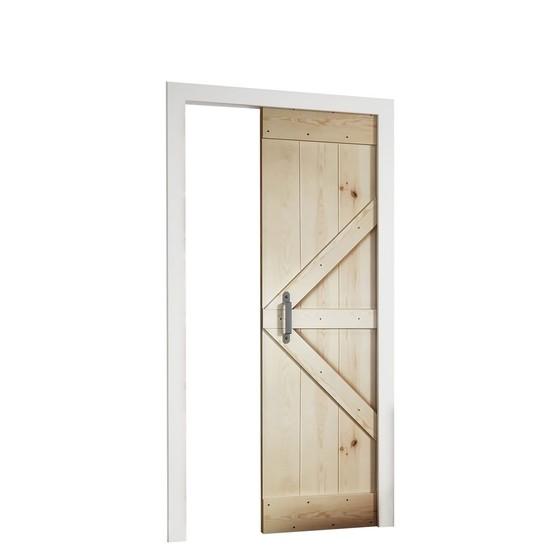 Posuvné dveře v kazetě Nora 90