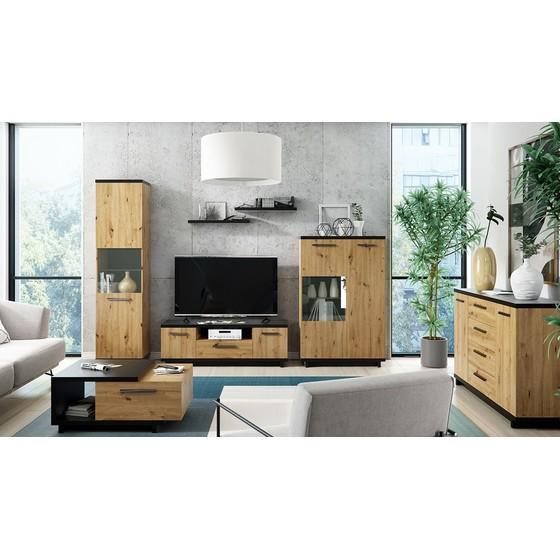 Nábytek do obývacího pokoje Mins VII