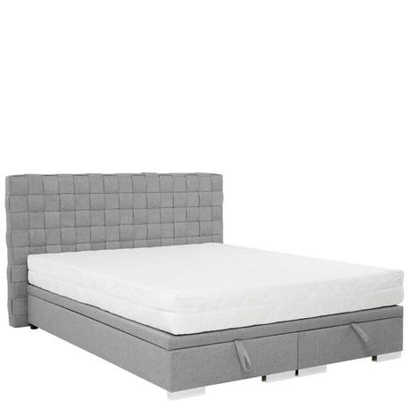 Čalouněná postel s roštem Winter 4