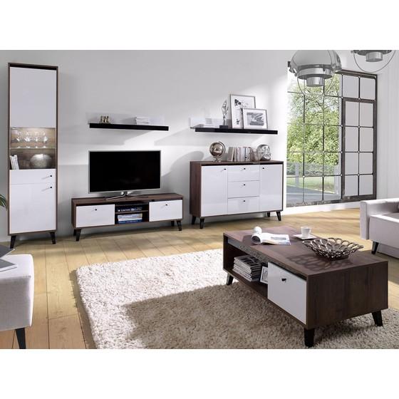Nábytek do obývacího pokoje Naviedo Gloss I