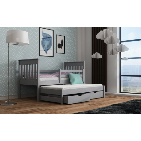 Patrová postel Chantel