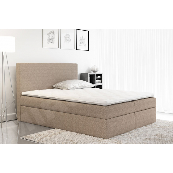 Kontinentální postel Conto