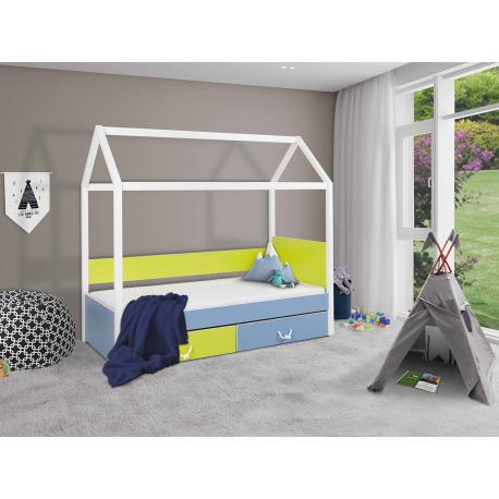 Dětská jednolůžková postel Fitonia 90
