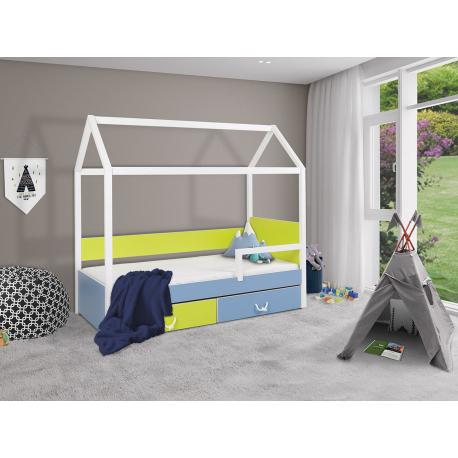Dětská postel s madlem Fitonia II 90