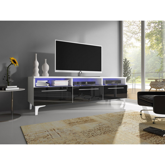 TV stolek Cleo II-W