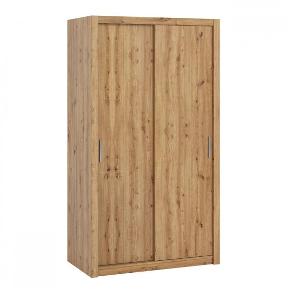 Skříň s posuvnými dveřmi Kler SZ120 KE04
