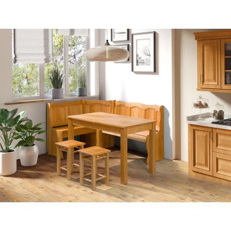 Kuchyňský kout + stůl se židlemi Soter I