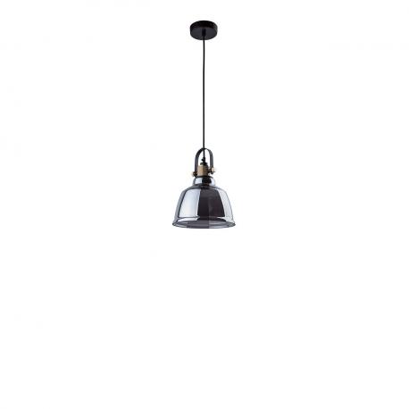 Závěsná lampa Amalfi smoked 9152