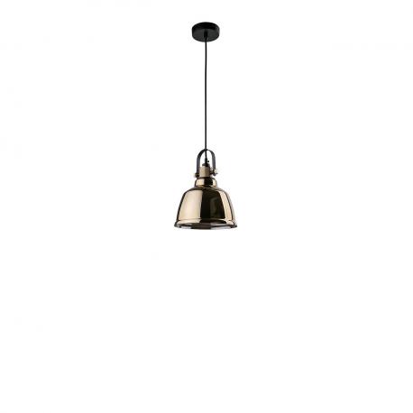 Závesná lampa Amalfi zlatá 9153