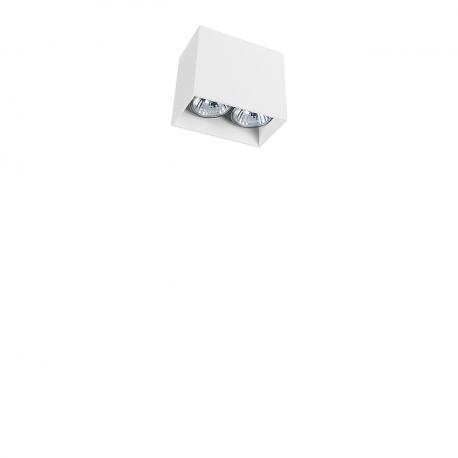 Nástěnné svítidlo Gap bílé 9385