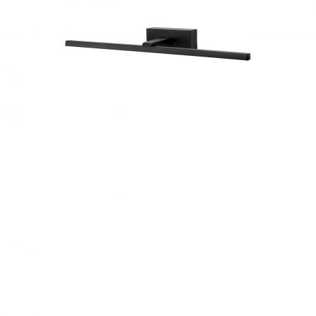 Nástěnné svítidlo LED Van gogh černé M 9352