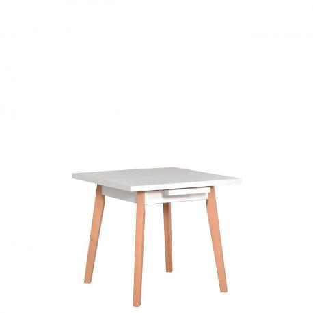 Rozkládací čtvercový stůl Harry 80 x 80/110 I L