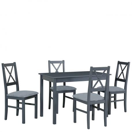 Stůl se židlemi - AL16