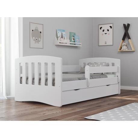 Dětská postel s úložným prostorem a matrací Luca
