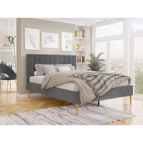 Čalouněná postel Blues