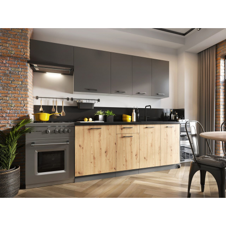 Sestava kuchyňského nábytku Turan 1 240