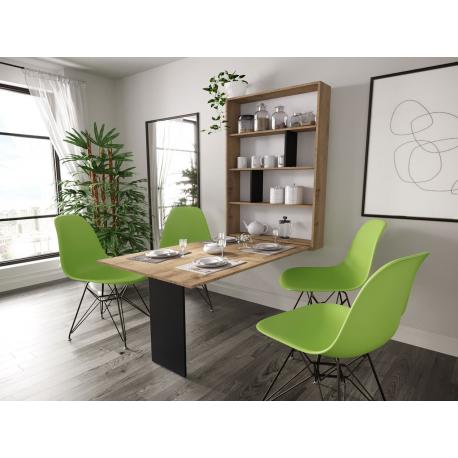 Moderní nástěnný stůl Eden