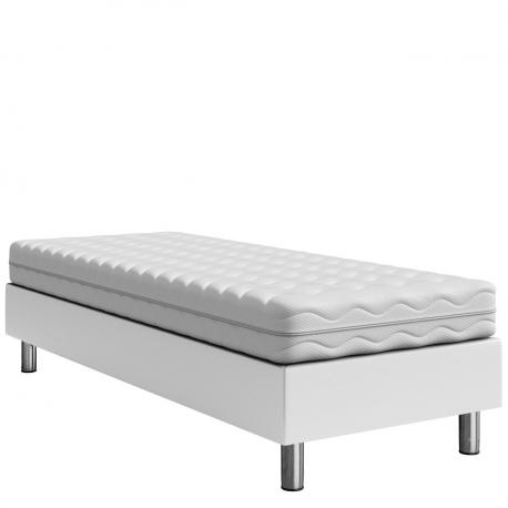 Čalouněná jednolůžkova postel Estelle-Baza