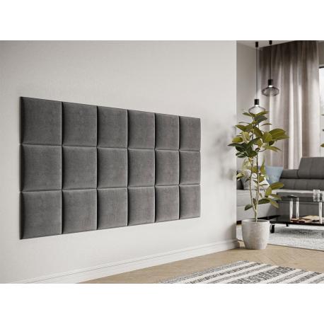Čalouněný nástěnný panel Pag 30x30