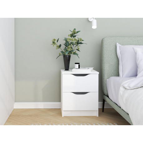 Noční stolek Fulmar 2S