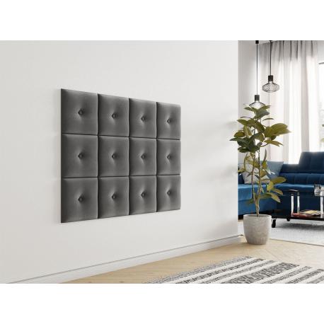 Čalouněný nástěnný panel Pag Pik 30x30