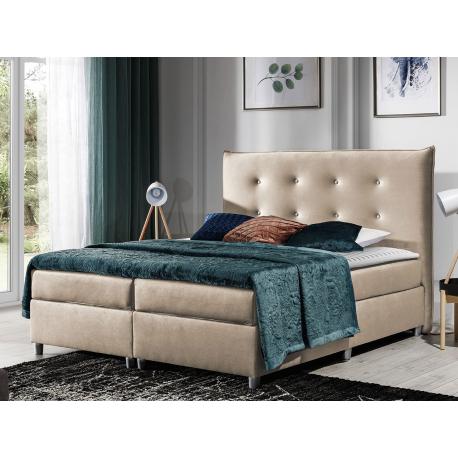 Kontinentální postel Tukya