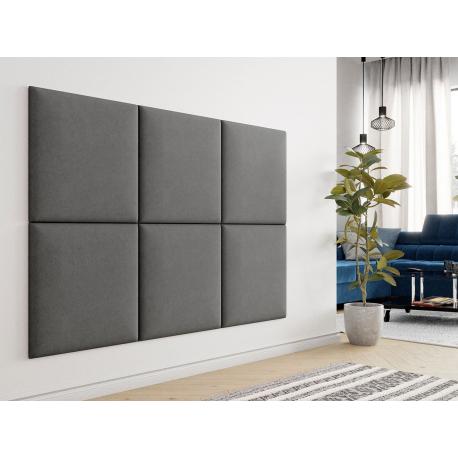 Čalouněný nástěnný panel Pag 60x60