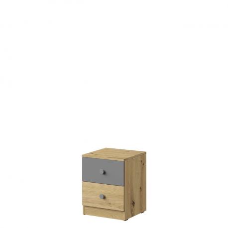 Noční stolek Wurak WK09