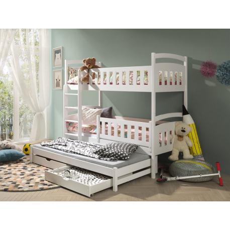 Patrová postel Asopus 90