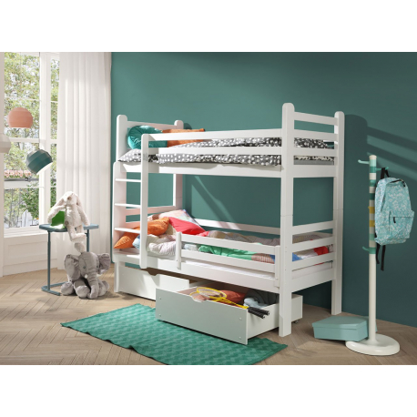 Patrová postel Nimoki New 90