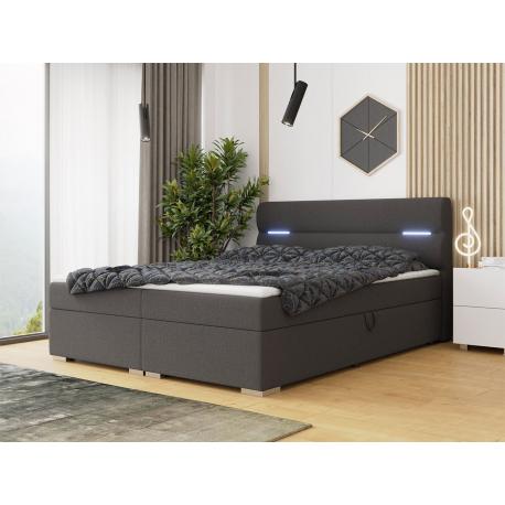 Kontinentální postel Serrula