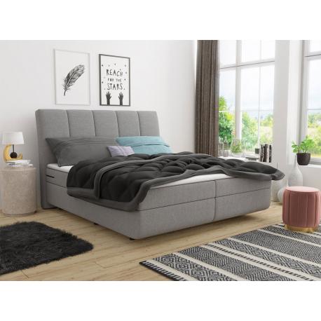 Kontinentální postel Klarenko