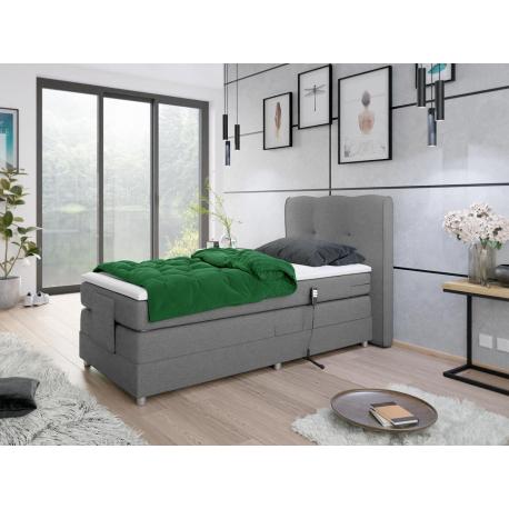 Jednolůžková polohovatelná postel Fawila
