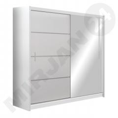 Šatní skříň s posuvnými dveřmi Vista 203