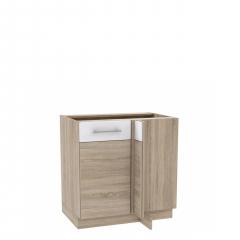 Spodní rohová skříňka Pako MTFN080