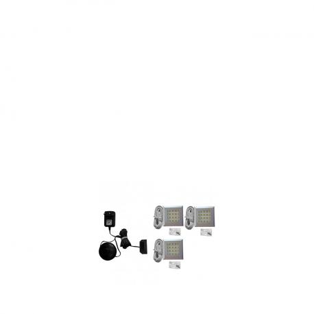 Sestava LED osvětlení IZLED09-03-WK01