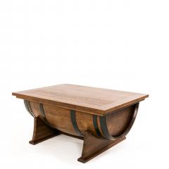 Konferenční stolek Beczka