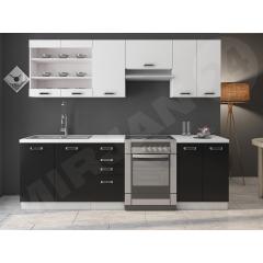Kuchyně Harvey Black