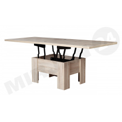 Rozkládací konferenční stolek Rezk