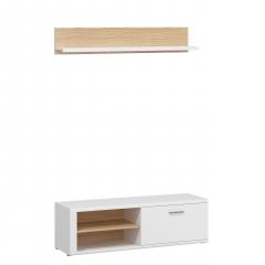 TV stolek s poličkou 140 Canton CN03
