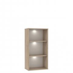 Regál s LED osvětlením Nove NOVR302