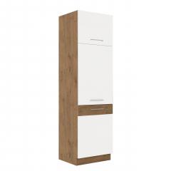 Vysoká kuchyňská skříňka Woodline 60 HSKK-210 3F